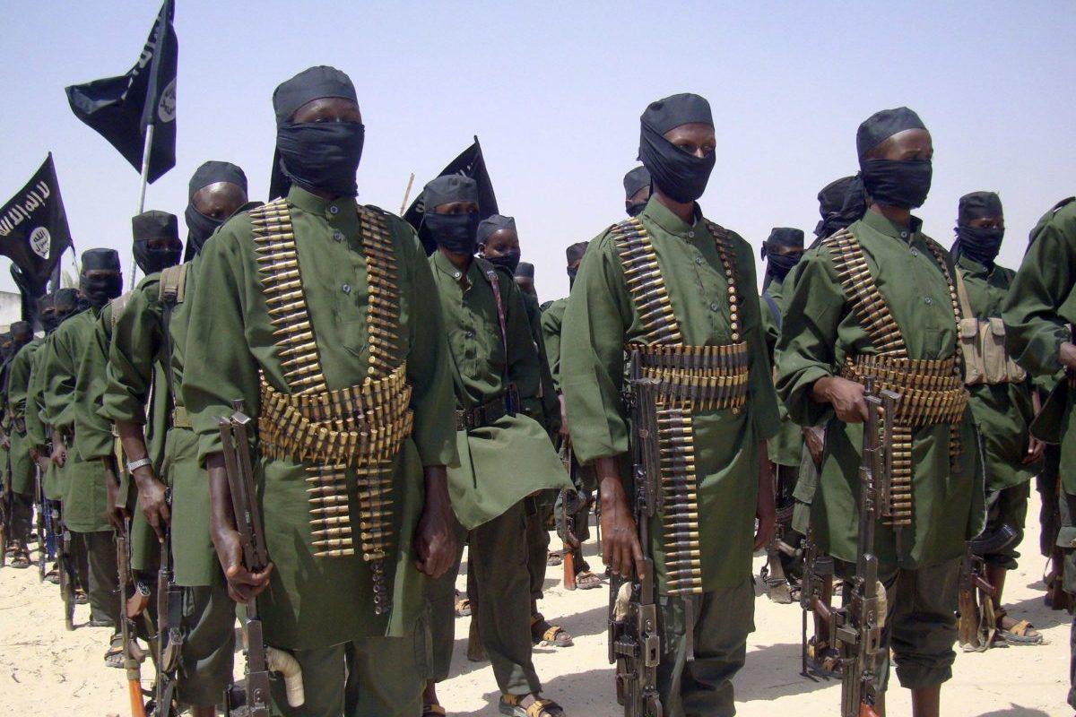 Combatientes de Al Shabaab | Via: Monitor de Oriente