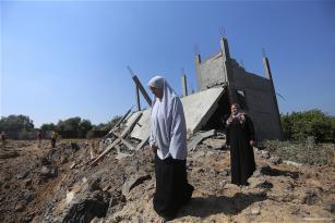 israeli-warplanes-strike-hamas-sites-in-gaza-2016-09