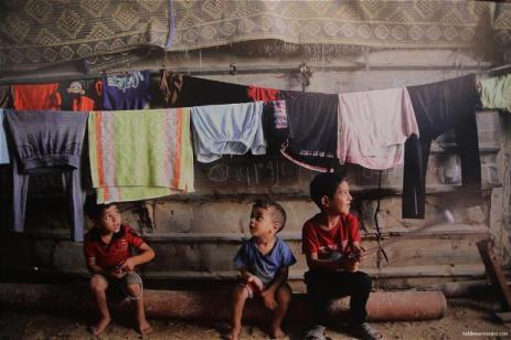 Los organizadores esperan que la exposición sirva como recordatorioa a la comunidad internacional de los más de 70.000 gazatíes que a día de hoy siguen sin hogar por culpa del ataque de Israel
