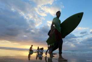 GAZA, PALESTINA; ¿Surfeamos?