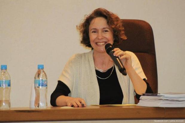 Profa. Arlene Clemesha de la Universidad de Sao Paulo
