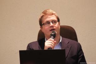 Ben White, autor y columnista en Monitor de Oriente