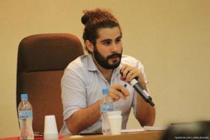 Pedro Charbe, graduado y cordinador de la BNC, Universidad de Sao Paulo
