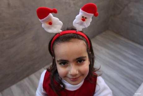 GAZA, GAZA: Celebramos la navidad con los cristianos de Cisjordania
