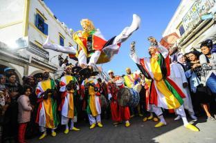 ESSAUIRA, MARRUECOS: Festival de música Guenawa