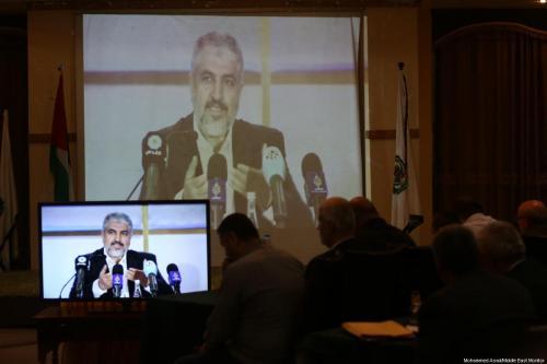Los nuevos estatutosde Hamás y el consenso palestino