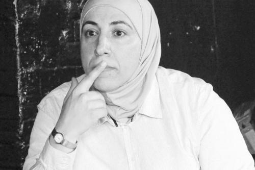 Hablamos con Samah Jabr, una de los solo 22 psiquiatras…