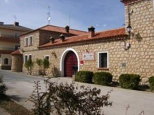 biblioteca municipal de gea de Albarracín.