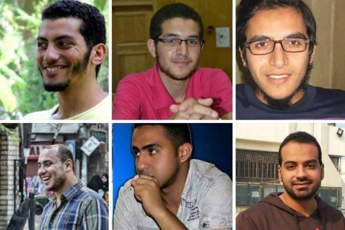 La familia de un prisionero egipcio pide que se detenga…