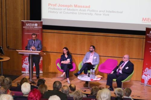 Conferencia de MEMO: «La Ley de Estado-Nación afianzó la discriminación…