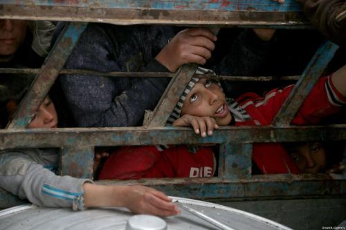 45.000 niños iraquíes se enfrentarán a un futuro apátrida