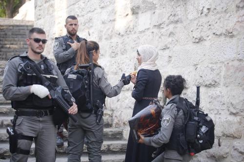 Los casos de acoso sexual en la policía de Israel…