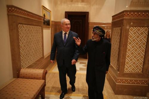 Un impulso anti-normalización se inicia en el Golfo Pérsico