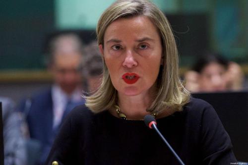 ¿Qué define las relaciones de la Unión Europea con Israel…