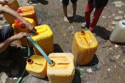 ACNUR ayuda a 250.000 personas desplazadas en Yemen