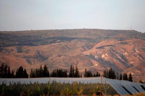 Netanyahu anuncia el lugar del 'Asentamiento Trump' en los Altos…
