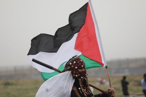 """La Autoridad Palestina está """"lista para hablar"""" sobre una confederación…"""
