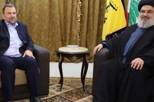 Hamás celebra el llamado de Nasrallah a un diálogo libanés-palestino…
