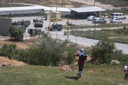Un tribunal militar israelí condena a una periodista palestina a…