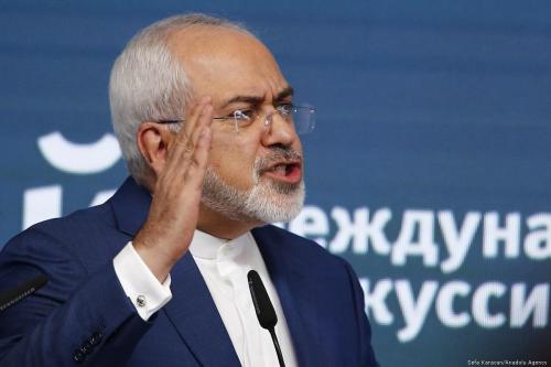 Zarif de Irán: todo es posible en circunstancias de tensión