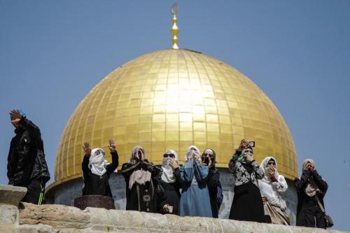 La Liga Árabe rechaza cualquier cambio en el estatus histórico…