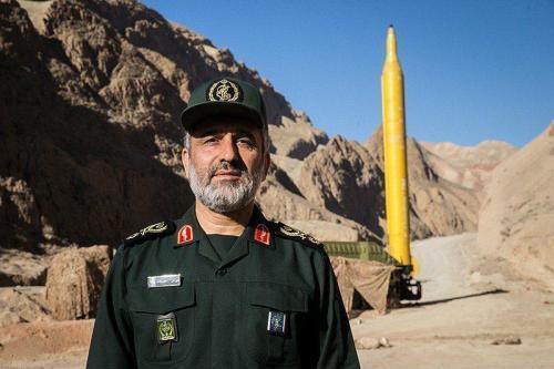 """Comandante de la Guardia Revolucionaria de Irán: """"Estados Unidos no…"""