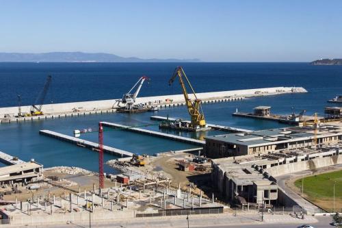 El puerto de Tánger en Marruecos será el más grande…