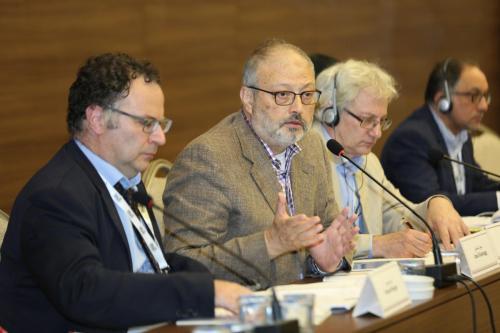Sospechoso clave en asesinato de Khashoggi no llevado a juicio