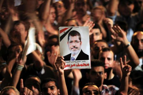 Análisis de la prensa árabe: Morsi fue 'víctima de la…
