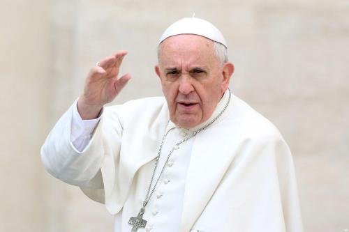 El Papa insta a la moderación en el Golfo después…