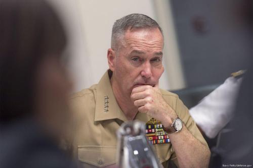 Estados Unidos quiere una coalición militar para salvaguardar las aguas…