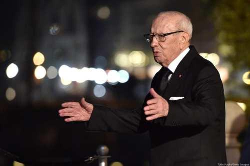 Túnez se despide del presidente Essebsi en un funeral de…
