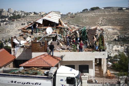 Indonesia condena la demolición por parte de las autoridades de…
