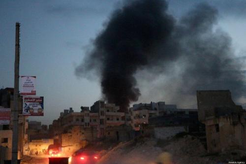 Observatorio: Ataques aéreos matan a 18 personas en Idlib de…