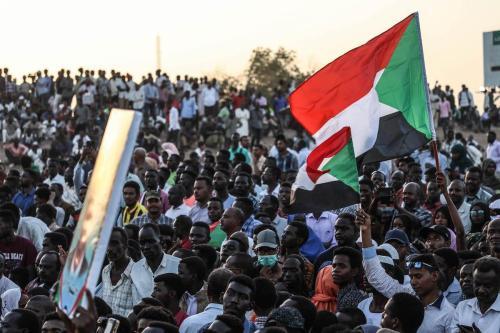Sudán: Nueva convocatoria de huelga política y desobediencia civil