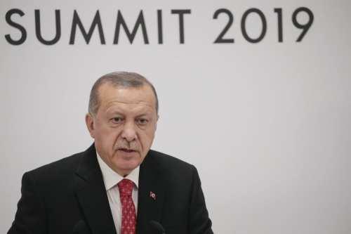 Erdogan: Turquía no aceptará el acuerdo del siglo