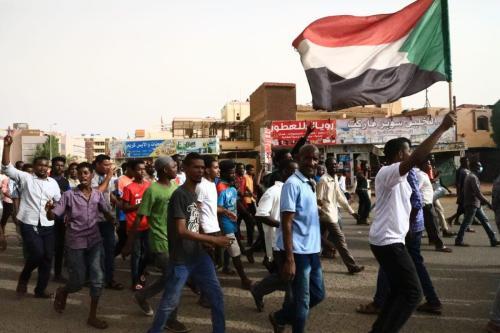 Sudán: Al menos 7 muertos en una concentración contra el…