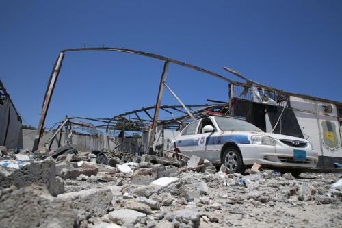 OMS: 1.000 libios han muerto y 5.000 han resultado heridos…