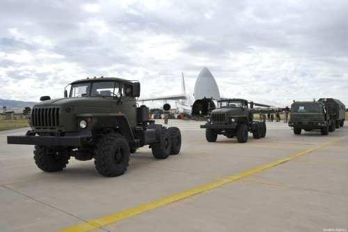 La OTAN advierte a Turquía sobre el sistema de misiles…