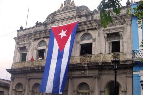 Cuba debe procurar no normalizar la colonización de Palestina por…