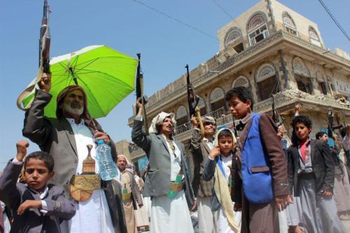 Los hutíes de Yemen reclutan a 30.000 niños soldado, según…