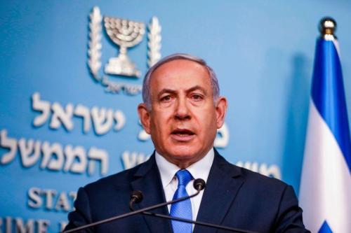 Netanyahu niega la intención de modificar la ley de inmunidad
