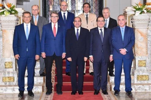 El ministro de Energía israelí se encuentra en Egipto para…