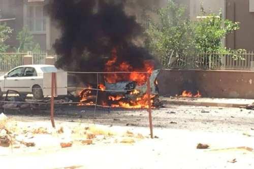 Una explosión en la provincia de Hatay en Turquía mata…