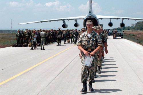 Rusia pide la retirada de las tropas extranjeras de Siria