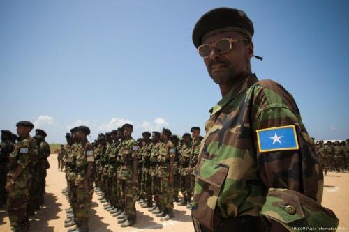 El ejército somalí mata a 16 combatientes de al-Shabaab