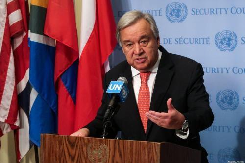 La ONU teme una posible guerra civil en Libia