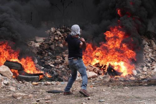 Informe de la Autoridad Palestina: Otra intifada está llegando a…