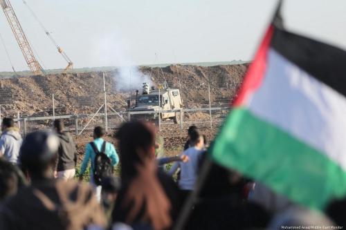 Las fuerzas de Israel matan a cuatro palestinos en Gaza