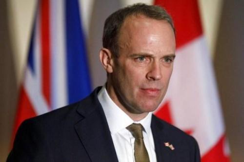 """Ministro de Relaciones Exteriores británico: """"Los asentamientos van en contra…"""